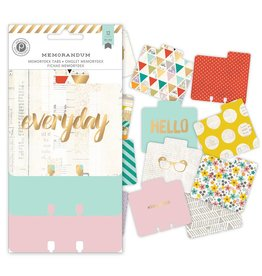 American Crafts MemoryDex Card Dividers