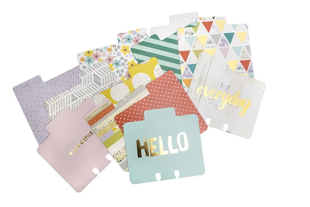 American Crafts MemoryDex Card Dividers