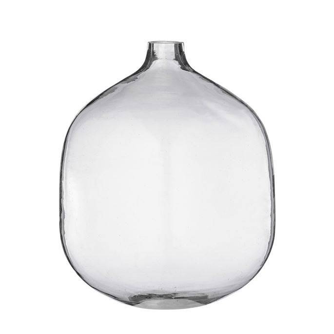 Bloomingville Glass Bubble Vase