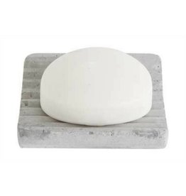 Creative Co-op Cement Soap Dish
