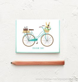 Nicole Marie Paperie Vintage Bike, Boxed Set