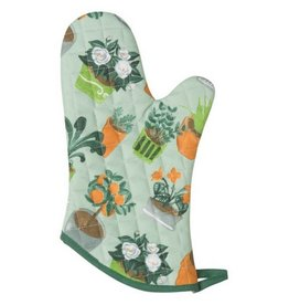 Now Designs Potted Plants Oven Mitt