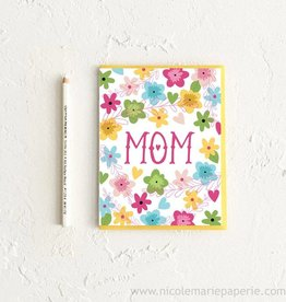 Nicole Marie Paperie Mom Floral