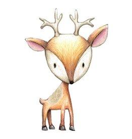 Typo Baby Deer