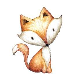 Typo Baby Fox
