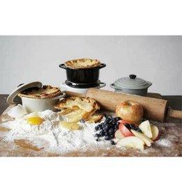 Creative Co-op Stoneware Mini Baker - Sand