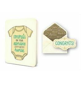 Studio Oh! Itty Bitty Human Card Set