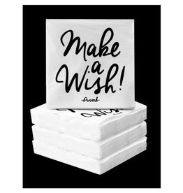 Quotable Make A Wish Napkins