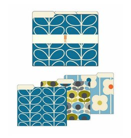 Studio Oh! Orla Kiely File Folders, Set/6