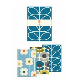 Studio Oh! Orla Kiely Notebook Trio