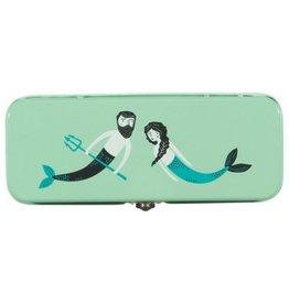 Now Designs Pencil Box, Sea Spell