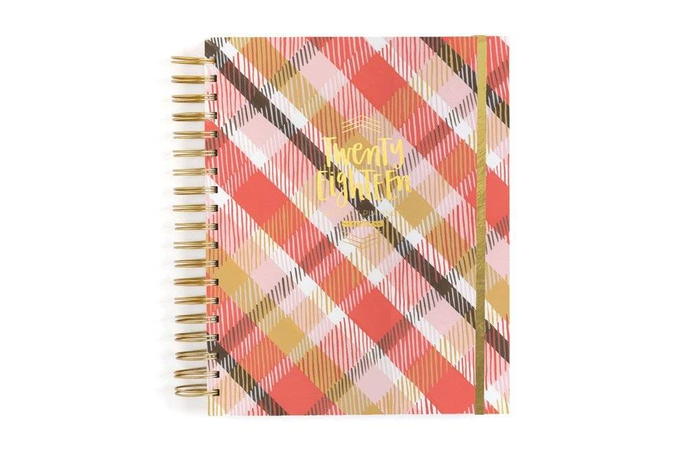 1Canoe2 2018 Plaid Planner