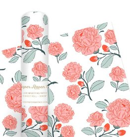 Paper Raven Co. Royal Rose Gift Wrap