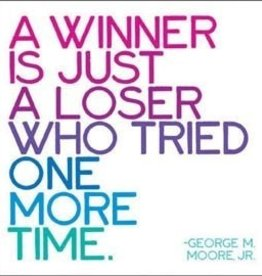 Quotable A Winner Is Magnet