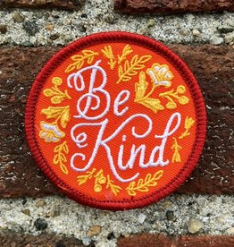 Frog and Toad Be Kind Patch