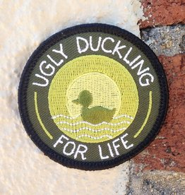 "Frog and Toad ""Ugly Duckling For Life"" Patch"