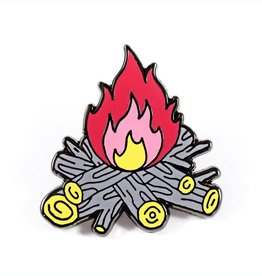 Valley Cruise Press Campfire Pin