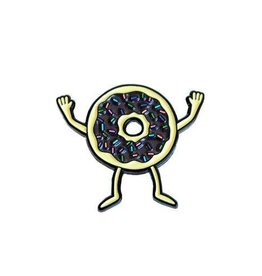 Valley Cruise Press Donuts Pin