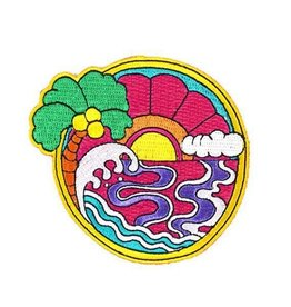 Valley Cruise Press Psychedelic Sunset Patch