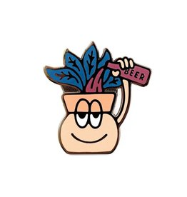 Valley Cruise Press Thirsty Plant Pin