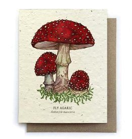 Bower Studio Fly Agaric Seed Card