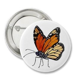 Bower Studio Butterfly Pin