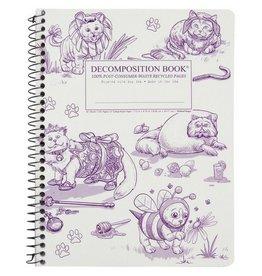Decomposition Books Costume Cats Coilbound Decomp Book