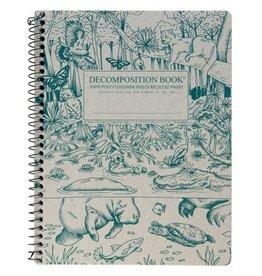 Decomposition Books Everglades Coilbound