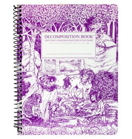 Decomposition Books Fairy Tale Forest Coilbound Decomp Book