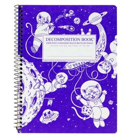 Decomposition Books Kittens in Space Coilbound Decomp Book