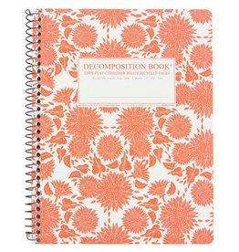 Decomposition Books Sunflowers Coilbound
