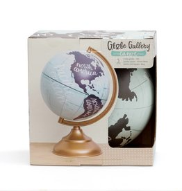 American Crafts Globe Map