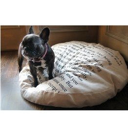 SugarBoo Designs Velveteen Rabbit Dog Bed