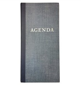 SugarBoo Designs Paper Agenda Book