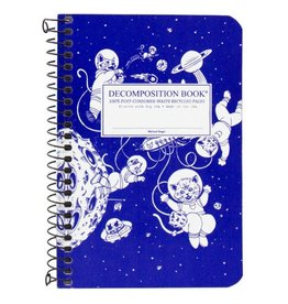 Decomposition Books Kittens in Space Pocket Decomp Book