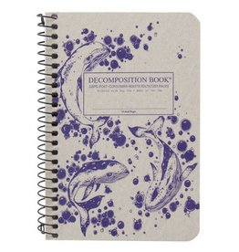 Decomposition Books Humpback Whales Pocket Decomp Book