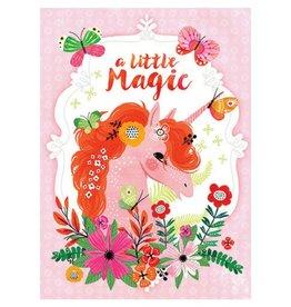 Calypso Cards Unicorn Magic Card