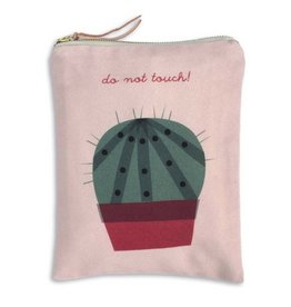 Pleased to Meet Cactus Pouch