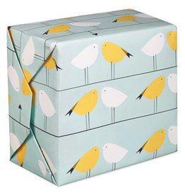 Pleased to Meet Birds Wrapping Paper