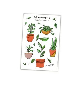In Company Sticker Sheet Plant
