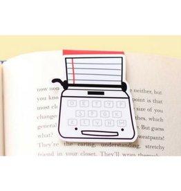 Crafted Van Typewriter Jumbo Magnetic Bookmark