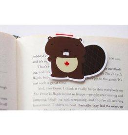 Crafted Van Beaver Jumbo Magnetic Bookmark