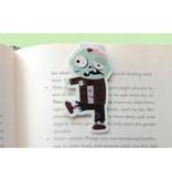 Crafted Van Zombie Jumbo Magnetic Bookmark