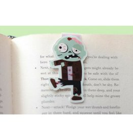 Crafted Van Zombie Jumbo Magnetic Bookmark