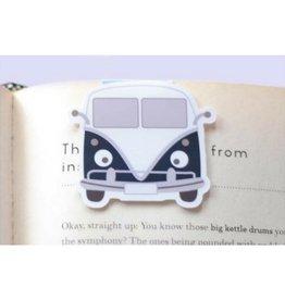 Crafted Van Van Jumbo Magnetic Bookmark