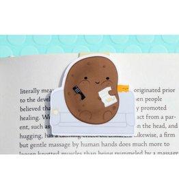 Crafted Van Couch Potato Jumbo Magnetic Bookmark