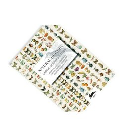 Pepin Press Natural History Labels & Stickers