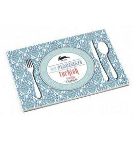 Pepin Press Turkish Design Placemat Pad