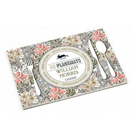 Pepin Press William Morris Placemat Pad
