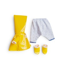 Hazel Village Raincoat Outfit